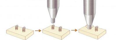 Técnica FUE de extracción por unidad folicular individual