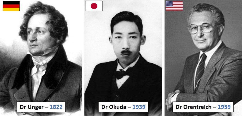 Los 3 personajes clave en los inicios del trasplante capilar y su evolución