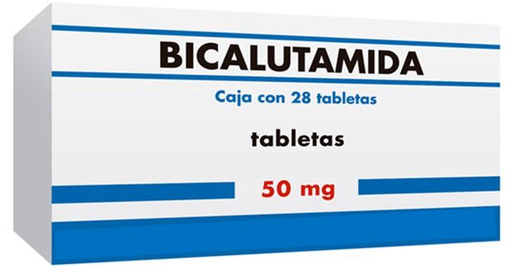 La bicalutamida se comercializa en comprimidos de 50mg, por lo que se requiere formulación magistral para las dosis utilizadas en FAGA (a partir de 10mg).